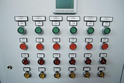 400Hz Static Frequency Converter 120-500kVA FC400 - ELIT