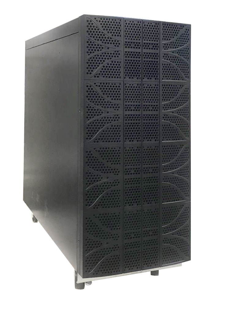 UPS MONOFASE ON LINE DOPPIA CONVERSIONE 6kVA – 10kVA serie NS LCD pf1 - EXTERNAL BATTERY CABINET