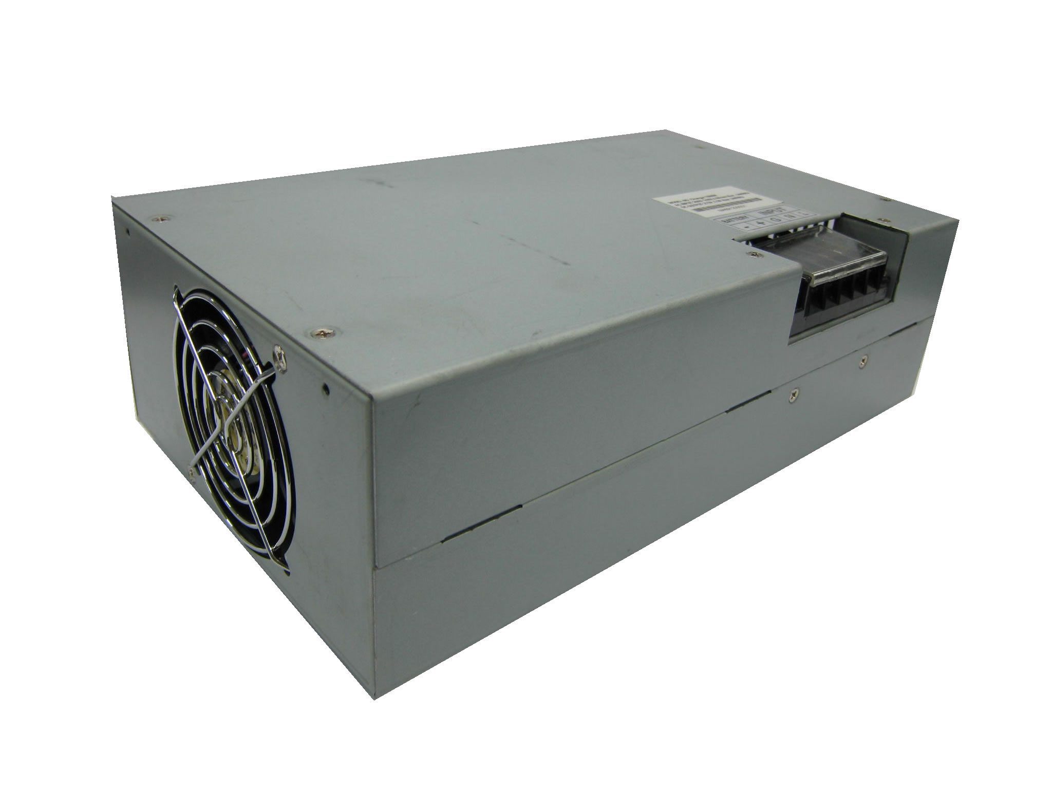 UPS MONOFASE ON LINE DOPPIA CONVERSIONE 6kVA – 10kVA serie NS LCD pf1 - EXTERNAL BATTERY CHARGER